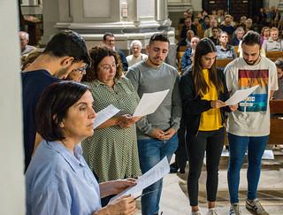 Envío de catequistas 2018-12