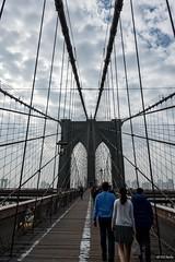 Brooklin Bridge (UnRgeo) Tags: newyork usa brooklinbridge rx100m3 on1raw unitedstates newyorkcity sony pscc