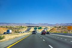 I-17 in Cordes Lakes (rpotluri4498) Tags: unitedstates i17 arizona cordes lakes az69 north northbound freeway highway desert flagstaff phoenix