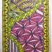 Zentangle - #15 (ronniesz) Tags: visualarts tangles doodles handdrawn penandink abstractart zentangle