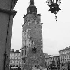 IMG_20161227_162916_444 (Dominga_nav) Tags: bw krakow