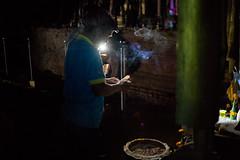 Pak Ou Caves - Laos (waex99) Tags: 2017 feb leica luang luangprabang m262 prabang summicron travel voyage famille laos mar vacances pakoucaves caves backlight night dark light star candel buddhism offering religion tradition asia asie