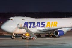 Atlas 747 (Ychocky) Tags: 70300mmf4556 atlasair boeing74747uf cyow n475mc nikkor ottawamacdonaldcartier yow