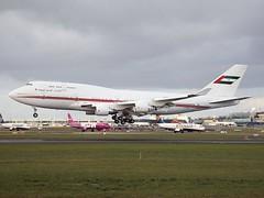 Dubai Amiri Flight / Dubai Air Wing                                        Boeing 747                             A6-MMM (Flame1958) Tags: 9516 dubaiamiriflight dubai amiriflight uae unitedarabemirates boeing747 uaeb747 amiriroyalflight b747 747 privateb747 a6mmm dub eidw dublinairport 300918 0918 2018 dubaiairwing dubairoyalflight royalflight n109ua