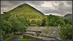 Hartsop. (A tramp in the hills) Tags: hartsop cottage cumbria lakedistrict england hill