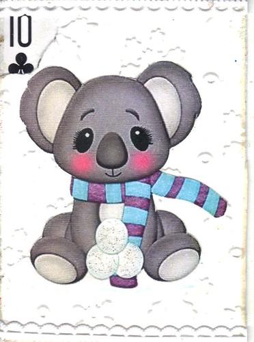 Winter Koala apc