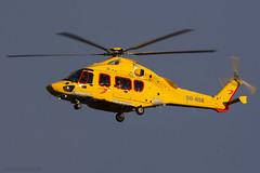 Noordzee Helikopters Vlaanderen, Airbus Helicopters H175, OO-NSE. (M. Leith Photography) Tags: noordzee helikopters vlaanderen nhv h175 airbus helicopter markleithphotography aberdeen airport aberdeenairport dyce dyceairport nikon d7200 200500mm nikkor flying