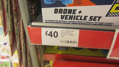 Hot Wheels Drone And Vehicle Set RC Bladez Drone Racerz By Bladez Toys 2017 Spotted In Morrisons Store Glasgow Scotland - 2 Of 3 (Kelvin64) Tags: hot wheels drone and vehicle set rc bladez racerz by toys 2017 spotted in morrisons store glasgow scotland