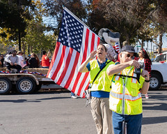 RC SJ Vet Parade 2018-2108 (American Red Cross of Silicon Valley) Tags: americanredcross siliconvalleychapter veteransdayparade sanjose markbutler