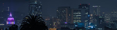 no one fights alone (pbo31) Tags: sanfrancisco california nikon d810 color night dark black city urban november 2018 boury pbo31 panoramic large stitched panorama cityhall dolorespark doloresheights skyline over
