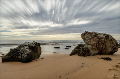 I wanna make a supersonic man out of you (JustAddVignette) Tags: australia beach calmwater carvings cloudmotion clouds cloudy cloudysunrise early headland landscapes longexposure newsouthwales northernbeaches ocean rocks sand seascape seawater seaweed sky sydney turimetta water waves