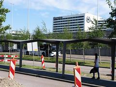 Amsterdam Airport Schiphol (januszsl) Tags: hotel lotnisko airport flughafen aéroport street ulica strasse rue calle via thenetherlands nederland niederlande paysbas holandia northholland noordholland noardholland nordholland hollandeseptentrionale europa europe haarlemmermeer netherlands