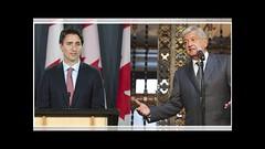 Trudeau pide ayuda a AMLO para acuerdo con Estados Unidos (HUNI GAMING) Tags: trudeau pide ayuda amlo para acuerdo con estados unidos