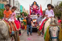 Ganesh Chathurthy Celebrations (Balaji Photography : 6 Million+ views) Tags: ganesha india festival festivity colours colourful joy bakthi ganeshchathurthi celebrations canon70d canon tamaron