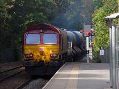 66200 Penryn (3) (Marky7890) Tags: dbcargo 66200 class66 3j15 penryn railway cornwall maritimeline train rhtt