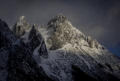 High Throne (samleer) Tags: alps austria europe salzburgerland hiking landscape mountain nature outdoors scenic snow winter snowcappedmountains mountains europeanalps moody limestone contrast dramatic salzburg