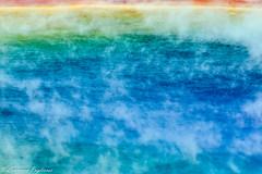 Grand Prismatic Spring - Yellowstone National Park (superpugger) Tags: yellowstone wyoming montana outdoors america merica murica yellowstonenationalpark geothermal geothermalactivity volcanicactivity caldera nature parks theamericanwest ilovenature ilovebeingoutdoors water steam hotsprings naturalbeauty therockies