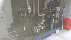 Foto 12 cogeneratore a cippato