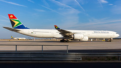 Airbus A340-642 ZS-SNA South African Airways (William Musculus) Tags: airport spotting fra eddf frankfurt am main rhein frankfurtmain fraport zssna south african airways airbus a340642 saa a340600 sa william musculus