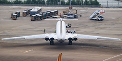 RADA AIRLINES Il-62 EW-450TR 003 (A.S. Kevin N.V.M.M. Chung) Tags: aviation aircraft aeroplane airport airlines apron plane spotting ilyushin il62 cargo