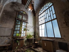Decay (Broken Window Theory) Tags: awesome geocaching decay leftbehind germany deutschland rotten rust urbex travel urbanexploration outdoor italy italien history hidden vintage lostplace forbidden forgotten placehacking abandoned architecture hospital asylum dark creepy
