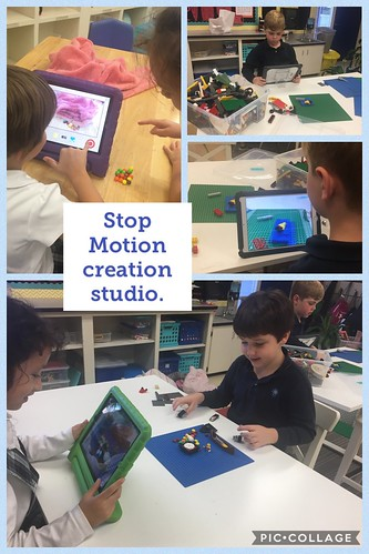 Stop Motion Movie Making by shellyfryer, on Flickr