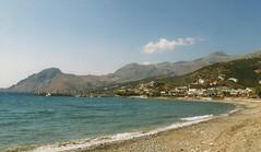 Plakias (J_Piks) Tags: 1998 greece ellada kriti crete sea mediteranean plakias