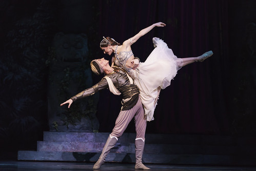 Catch The Royal Ballet's <em>La Bayadère</em> live in cinemas on 13 November 2018