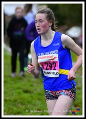 Robyn Greenway (17) (nowboy8) Tags: nikon nikond500 xc nationalxcrelays mansfield berryhillpark notts crosscountry relays relay woods cleethorpesac cleeac team
