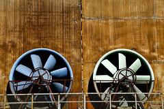 Kühlwerk (hermelin52) Tags: deutschland germany nrw ruhrgebiet duisburg landschaftsparkduisburgnord industrie industriekultur industriegeschichte landschaft industrielandschaft landscape industrial