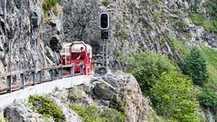 Emosson Tourist Train Chateaux d'Eau 09 July 2018 (65) (BaggieWeave) Tags: switzerland emossontouristtrain funicular chatelard finhaut valais ch montblanc