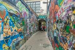 Graffiti @ the Werregarenstraatje - Ghent, Belgium-01822 (gsegelken) Tags: belgium ghent vantagetravel werregarenstraatje graffiti