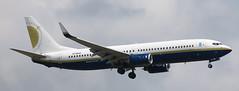 B737 | N738MA | AMS | 20140713 (Wally.H) Tags: boeing 737 boeing737 b737 n738ma arke miamiairinternational ams eham amsterdam schiphol airport