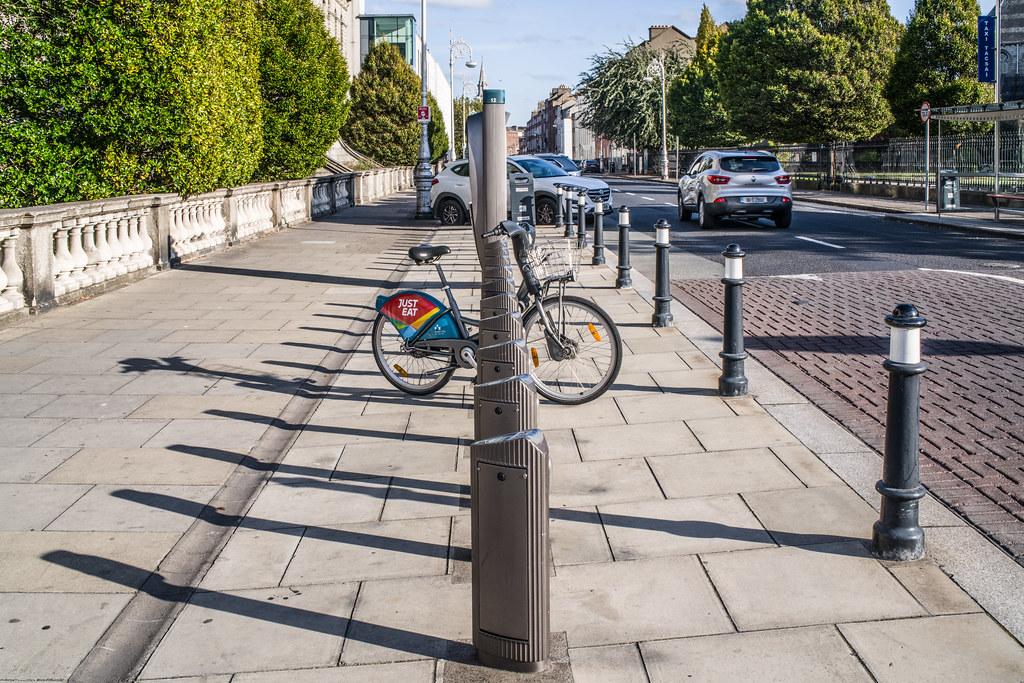 DUBLINBIKES DOCKING STATION 12 [ECCLES STREET]-144998