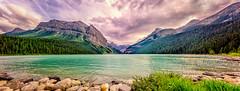 Lake Louise Panorama (Sean X. Liu) Tags: lakelouise banffnationalpark banff alberta canada rockymountains canadianrockies panorama lake landscape