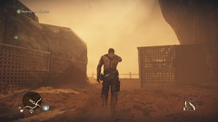 Mad Max_20180924235442 (Livid Lazan) Tags: mad max videogame playstation 4 ps4 pro warner brothers war boys dystopia australia desert wasteland sand dune rock valley hills violence motor car automobile death race brawl scenery wallpaper drive sky cloud action adventure divine outback gasoline guzzoline