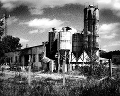 P1020017 (damiankałużny) Tags: bw blackwhite building industrial outdoor architecture