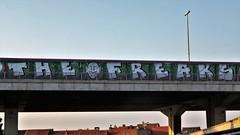 Freaks / E17 - 4 okt 2018 (Ferdinand 'Ferre' Feys) Tags: gent ghent gand belgium belgique belgië streetart artdelarue graffitiart graffiti graff urbanart urbanarte arteurbano ferdinandfeys