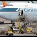 B747-467/F | Cathay Pacific Cargo | B-HUP | HKG