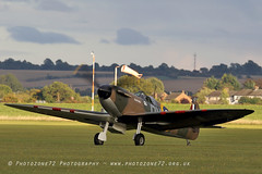 7437 Spitfire N3200 (photozone72) Tags: duxford iwmduxford warbirds wwii spitfire canon canon7dmk2 canon100400f4556lii 7dmk2 airshows aircraft airshow