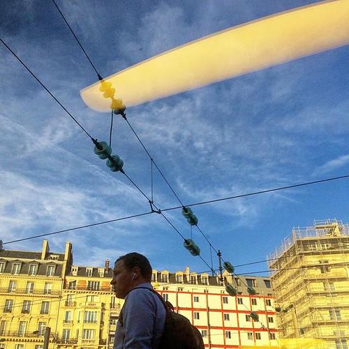 #paris #saintlazare #retard #sncf #rouenparisrouen #tw