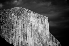 Long Black Veil (Thomas Hawk) Tags: america california nationalpark usa unitedstates unitedstatesofamerica yosemite yosemitevalley bw fav10 fav25 fav50 fav100