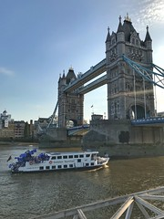 Tower of London, London, England (PaChambers) Tags: toweroflondon bridge towerbridge river thames southwark 2018 england historic summer city beautiful europe uk cityoflondon iphone london britain gb urban water capital