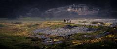 Aberystwyth Walk II (rodriguesfhs) Tags: aberystwyth wales welsh cymru walk path people fields rocks flowers ceredigion landscape