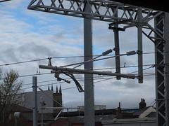 B438d Bolton (61379 Mayflower) Tags: railway railways electrification
