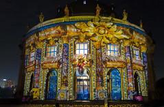 Berlin Festival of Lights 2018 Bode Museum (rieblinga) Tags: berlin leuchtet festival of lights 2018 lichtfest bode museum mitte spree insel 9102018 nachtaufnahme