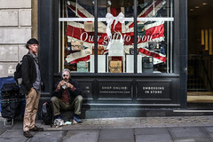 Our Gift to You (jtkmcc) Tags: streetphotography streetphoto londonstreets london candid coventgarden