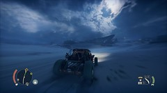 Mad Max_20181012173205 (Livid Lazan) Tags: mad max videogame playstation 4 ps4 pro warner brothers war boys dystopia australia desert wasteland sand dune rock valley hills violence motor car automobile death race brawl scenery wallpaper drive sky cloud action adventure divine outback gasoline guzzoline dystopian chum bucket black finger v8 v6 machine religion survivor sun storm dust bowl buggy suv offroad combat future
