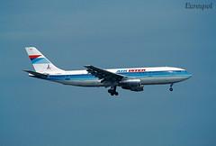 F-BUAN Airbus A300 Air Inter (@Eurospot) Tags: fbuan airbus a300 a300b2 airinter lfpo paris orly