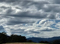Spring (Denis Fox) Tags: cloud spring hill great dividing range